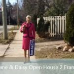 Diane and Daisy Welcome you to 2 Franklin Avenue London Ontario