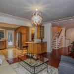 209 Edward - Living Room